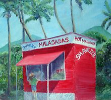 Malasada Stand by Mike  Segura