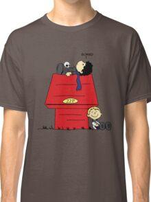 A Three Patch Problem Classic T-Shirt