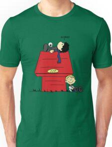 A Three Patch Problem Unisex T-Shirt