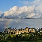 Carcassonne by Bruce Alexander