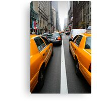 New York 3/4 Canvas Print