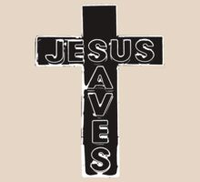 Jesus Saves by Matthew Osier