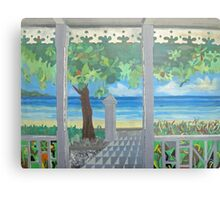 Stacy's Hillsview Guesthouse-1966-Montego Bay Metal Print
