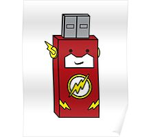 The Flash-Drive Poster