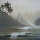 Sanshin Bay by ShaneMartin