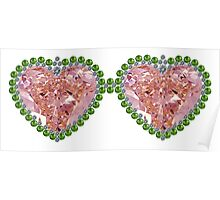 Rose Colored Glasses Poster