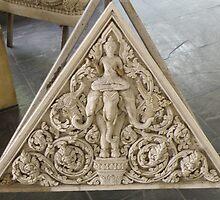 thai woodcarving by peaka3