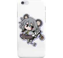 The tiny and clever Nazrin iPhone Case/Skin