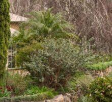 Holberry House Garden, Nannup, Western Australia #2 Sticker