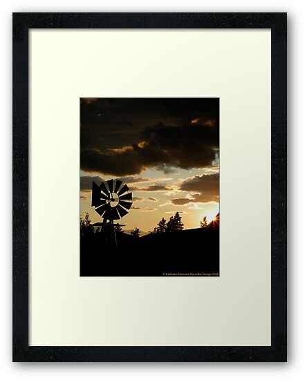 Windmill by rocamiadesign