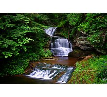 Ithaca's Treman Falls II Photographic Print