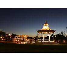 """ Elder Park, Adelaide, South Australia"" Photographic Print"