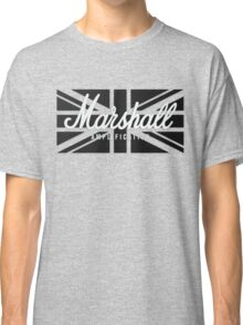 Union Jack - Marshall Amplification Classic T-Shirt