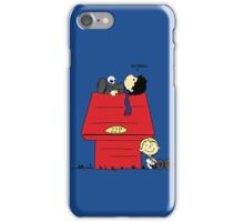 A Three Patch Problem iPhone Case/Skin