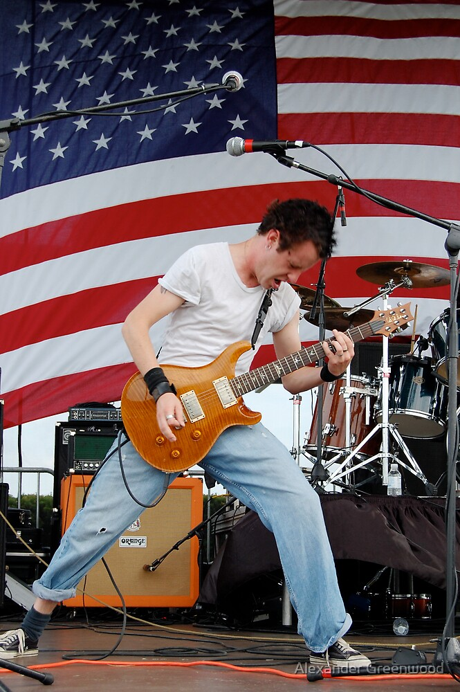 Rock Star by Alexander Greenwood