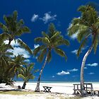 Life is a Beach by Karen Willshaw
