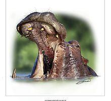 HIPPOPOTAMUS by DilettantO