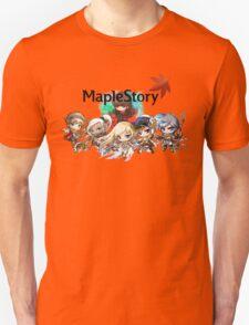 Maplestory Heroes Unisex T-Shirt