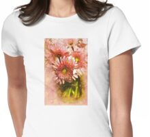 Beauty In A Jar Womens Fitted T-Shirt