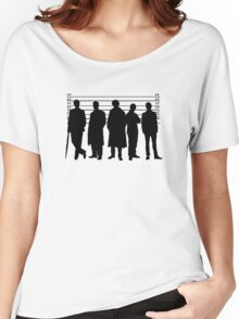 The Usual Holmesian Suspects Women's Relaxed Fit T-Shirt