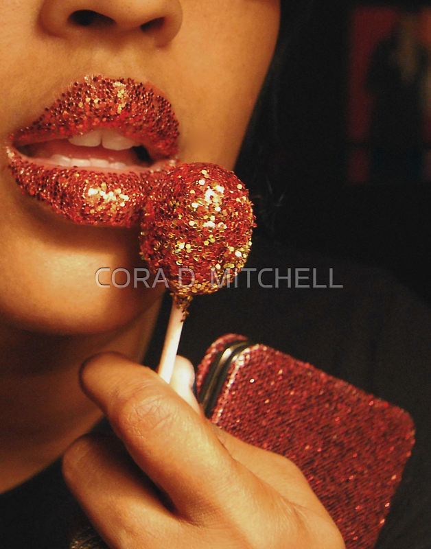 Candy Girl by CORA D. MITCHELL