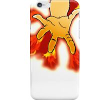 Reaching to Inferno iPhone Case/Skin