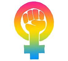 Pansexual Feminist by queenbeedigital