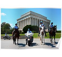 The United States Park Police Poster