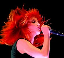 Hayley Singing #3 by hellosally