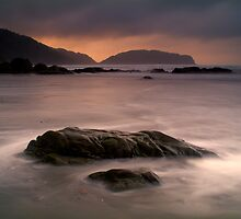 Jackson bay 7 by Paul Mercer