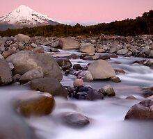Mount Taranaki 11 by Paul Mercer