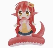 Miia - Lamia Monster Girl by MagicalFish