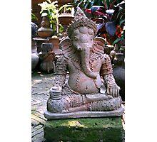 Ganesha, Chiang Mai, Thailand Photographic Print
