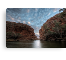Ellery Creek • Northern Territory Canvas Print