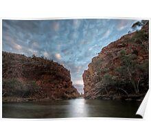 Ellery Creek • Northern Territory Poster
