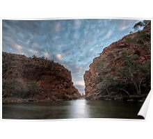 Ellery Creek • Northern Territory Poster