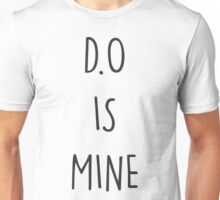 D.O IS MINE Unisex T-Shirt