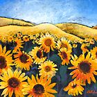 Sunflowers by Carla Whelan
