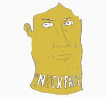a neckface by Colupa