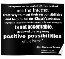 Pontifical Possibilities Poster