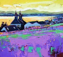 Bowmore Distillery Study by scottnaismith