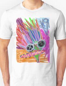 """Totally, Dude!"" by Richard F. Yates Unisex T-Shirt"