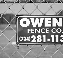 Owens Fence Co. by visualphotos