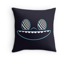 Smile's are the key to world domination. Throw Pillow