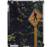 Crosswalk iPad Case/Skin