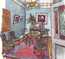 The Favorite room by DamianCallanan