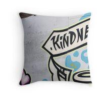 Kindness. Throw Pillow