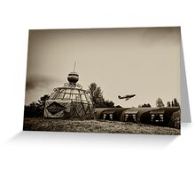 North Weald - The Squadron Greeting Card