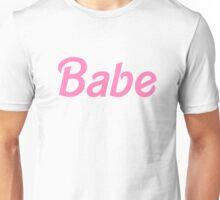 Babe - Barbie Pink Unisex T-Shirt