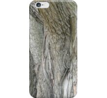 Tree Texture  iPhone Case/Skin